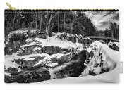 Rocky Gorge Foot Bridge N H Carry-all Pouch