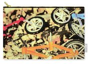 Rocky Racers Carry-all Pouch
