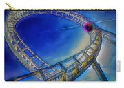 Roller Coaster Ocean City Md Carry-all Pouch by Paul Wear