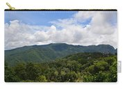 Rolling Hills, Open Sky Carry-all Pouch