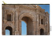 Roman Arched Entry Carry-all Pouch by Mae Wertz