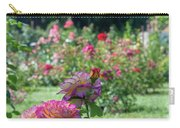 Rome Rose Garden Carry-all Pouch