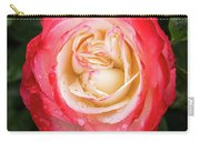 Rose And Rain - The Ice-cream Rose Carry-all Pouch
