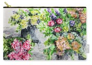 Rose Bundles Carry-all Pouch