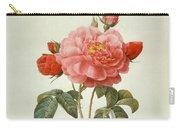 Rose La Duchesse Dorleans Carry-all Pouch