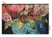 Roses For Nancy Carry-all Pouch
