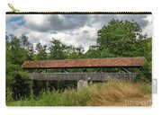 Rothenburg Covered Bridge Carry-all Pouch