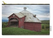 Round Barn - Mansonville, Quebec Carry-all Pouch