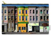 Row Houses Baltimore Carry-all Pouch