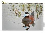 Ruddy Duck, Plumas County California Carry-all Pouch