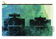 Rush Watercolor Carry-all Pouch