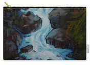 Rushing To The Sea Carry-all Pouch