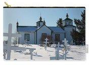 Russian Orthodox Church Ninilchik Alaska Carry-all Pouch