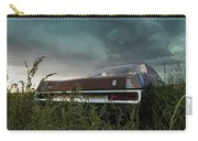 Rust In The Wind  Carry-all Pouch