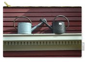 Rustic Watering Cans  Carry-all Pouch