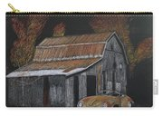 Rusty Autumn Colours Carry-all Pouch by Richard Le Page