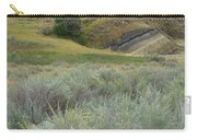 Sagebrush And Slump Carry-all Pouch