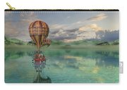 Sailing Away Daydream Steampunk Carry-all Pouch