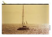 Sailing In The Sunlight Carry-all Pouch
