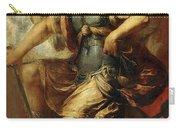 Saint Michael The Archangel Carry-all Pouch