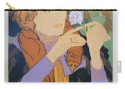 Salon Des Cent, 1894 Vintage French Poster Carry-all Pouch