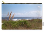 Salty Island Breeze Over Breach Inlet Carry-all Pouch
