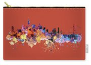San Francisco Watercolor Skyline Carry-all Pouch