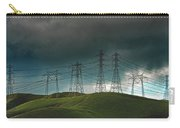 San Joaquin Valley Power Grid Carry-all Pouch