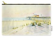 Sand Dunes At Ocean City Beach Maryland Carry-all Pouch