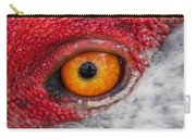 Sandhill Crane Eye Carry-all Pouch