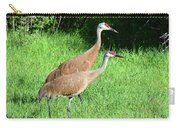 Sandhill Cranes Carry-all Pouch
