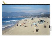 Santa Monica Beach Carry-all Pouch