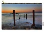 Santa Monica Sunrise Carry-all Pouch