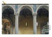 Santa Sabina Arches Carry-all Pouch
