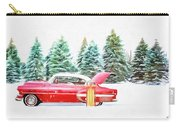 Santa's Other Sleigh Carry-all Pouch