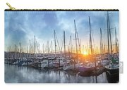 Sausalito California Morning Airs Carry-all Pouch