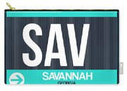 Sav Savannah Luggage Tag II Carry-all Pouch