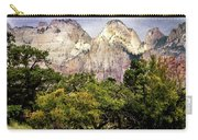 Scenic Zion - Mount Carmel Highway Drive 4 Carry-all Pouch
