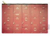 School Lockers Carry-all Pouch