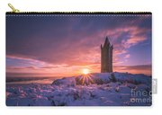 Scrabo Winter Sunrise Carry-all Pouch