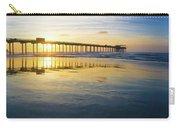 Scripps Pier Golden Hour 1 Carry-all Pouch