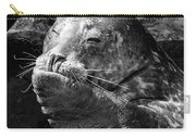 Sea Lion Pup Carry-all Pouch by Edward Fielding