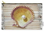 Sea Shell Beach House Rustic Chic Decor IIi Carry-all Pouch