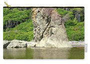 Sea Stack At Ruby Beach  Carry-all Pouch