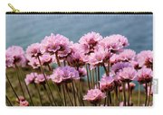 Sea Thrift Carry-all Pouch