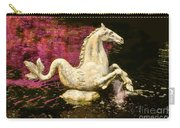 Seaphorse In Spring Carry-all Pouch