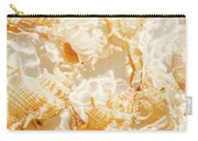 Seashell Tropics Carry-all Pouch