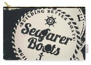 Seaside Sailors Badge Carry-all Pouch