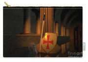 Secret Of The Knights Templar Carry-all Pouch
