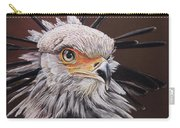 Secretary Bird Carry-all Pouch